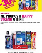 Bipa vikend akcija do 21.12.