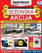 Harvey Norman katalog do 13.1.