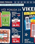 Kaufland vikend akcija do 15.12.
