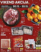 Konzum vikend akcija do 15.12.