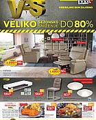 Lesnina katalog Zagreb Pula do 5.1.