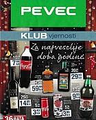 Pevec katalog Klub vjernosti prosinac 2019