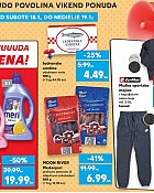 Kaufland vikend akcija do 19.1.