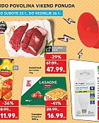 Kaufland vikend akcija do 26.1.