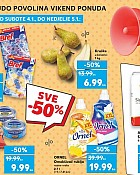 Kaufland vikend akcija do 5.1.