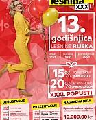 Lesnina katalog Rijeka 13. godišnjica