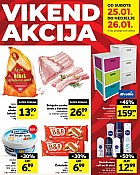 Plodine vikend akcija do 26.1.