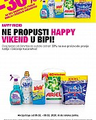 Bipa vikend akcija do 8.2.