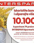 Interspar kuponi neprehrana ožujak 2020