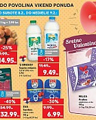 Kaufland vikend akcija do 9.2.