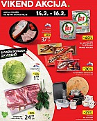 Konzum vikend akcija do 16.2.