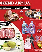 Konzum vikend akcija do 23.2.