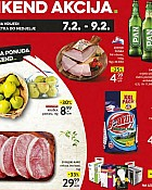 Konzum vikend akcija do 9.2.