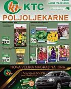 KTC katalog Poljoljekarne do 11.3.