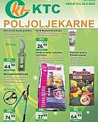 KTC katalog Poljoljekarne do 26.2.