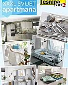 Lesnina katalog Svijet apartmana do 1.6.