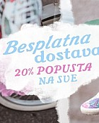 Borovo Web shop akcija