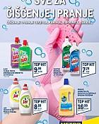 Metro katalog Sve za čišćenje i pranje ožujak 2020