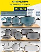 Metro katalog Gastro asortiman