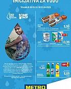Metro katalog Inicijativa za vodu do 1.4.