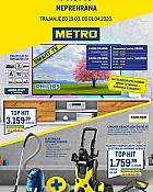 Metro katalog neprehrana Osijek Varaždin do 1.4.