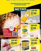 Metro katalog prehrana do 15.4.