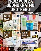 Metro katalog Proizvodi za jednokratnu upotrebu do 27.4.