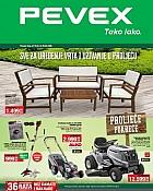 Pevex katalog Sve za uređenje vrta