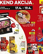 Konzum vikend akcija do 19.4.