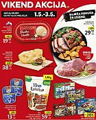 Konzum vikend akcija do 3.5.
