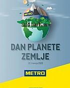 Metro katalog Dan planeta zemlje