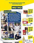 Metro katalog prehrana do 29.4.