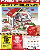 Profi Baucentar katalog Gradnja i opremanje proljeće 2020