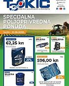 Tokić katalog Poljoprivredna ponuda