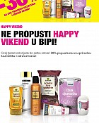 Bipa vikend akcija do 29.5.