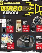 Kaufland turbo subota 23.5.
