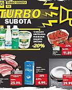 Kaufland turbo subota 9.5.