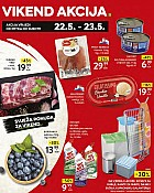 Konzum vikend akcija do 23.5.