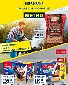 Metro katalog neprehrana Zagreb do 9.6.