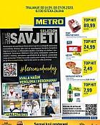 Metro katalog prehrana do 27.5.