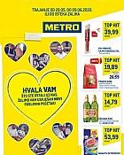 Metro katalog Pula Poreč Varaždin do 9.6.