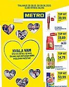 Metro katalog prehrana Zagreb do 9.6.