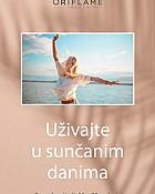 Oriflame katalog Uživajte u sunčanim danima