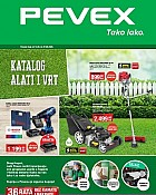 Pevex katalog Alati i vrt