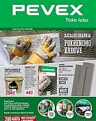 Pevex katalog Gradnja svibanj 2020