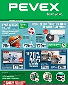 Pevex katalog Klub vjernosti do 27.5.
