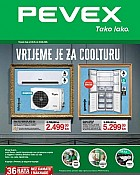 Pevex katalog Rashladni uređaji