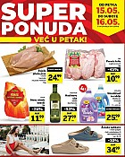 Plodine vikend akcija do 16.5.