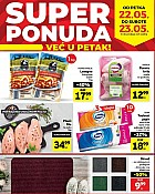 Plodine vikend akcija do 23.5.