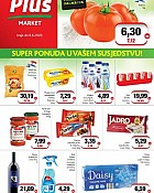 Plus market katalog do 6.6.